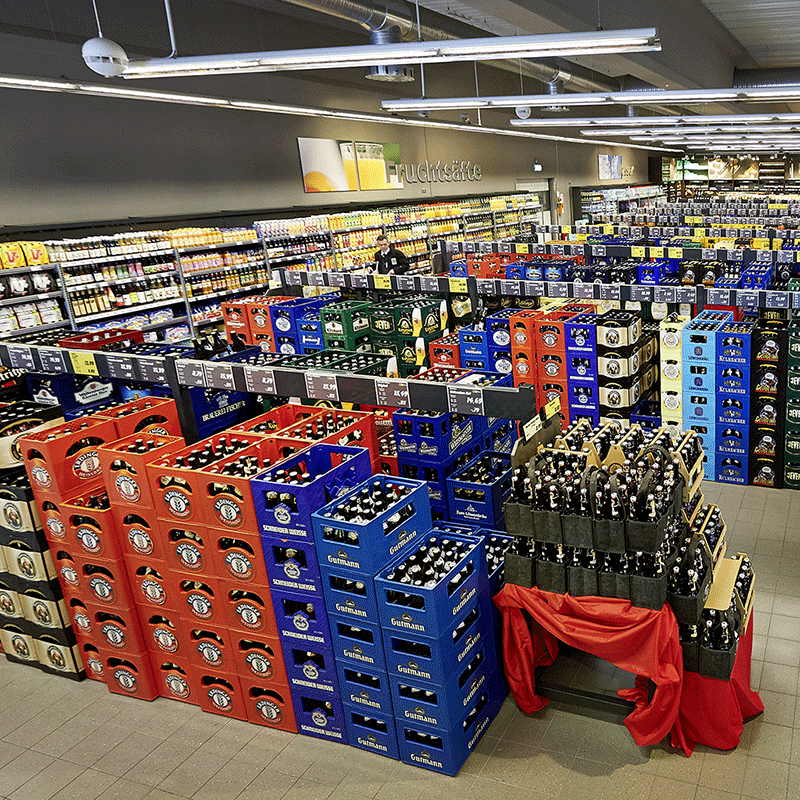 Getränke-Mehrweg: Position der Branche steht fest - GS1 Germany